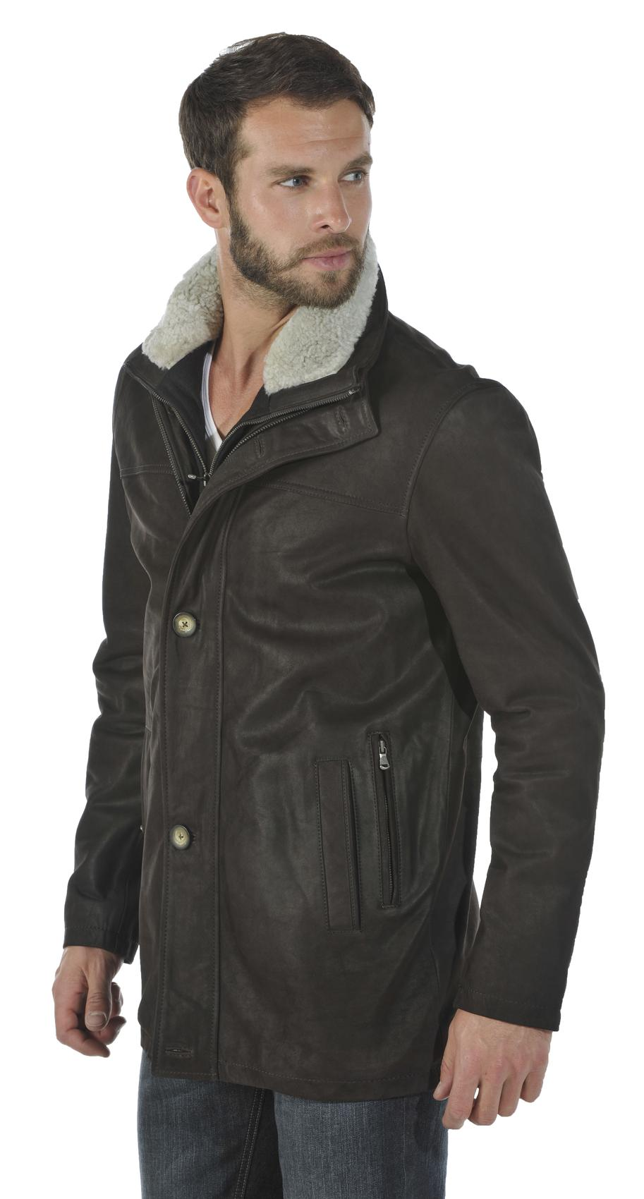 veste tyler timber biais