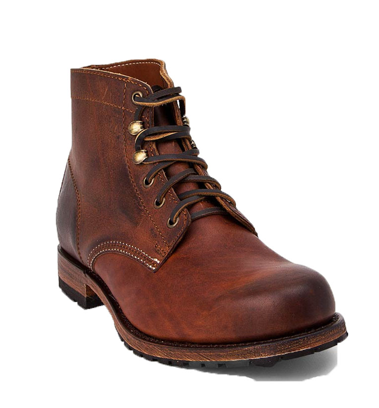 Chaussures 10604 Evolution Milles Homme Sendra Tang Cuir 6Yfgyb7