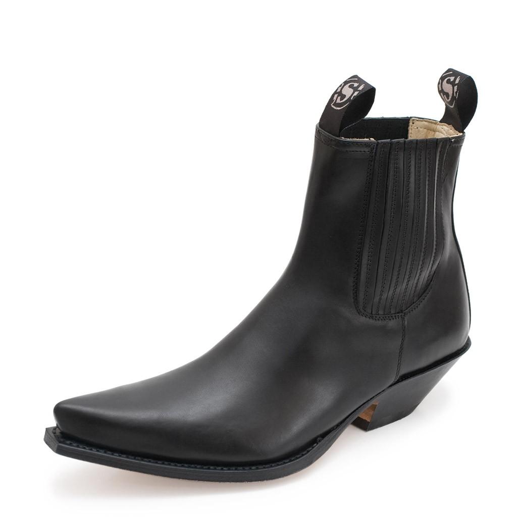 En Sendra Cuir Bottes Sancho Santiags Guignard Cuirs Boots twqHq6