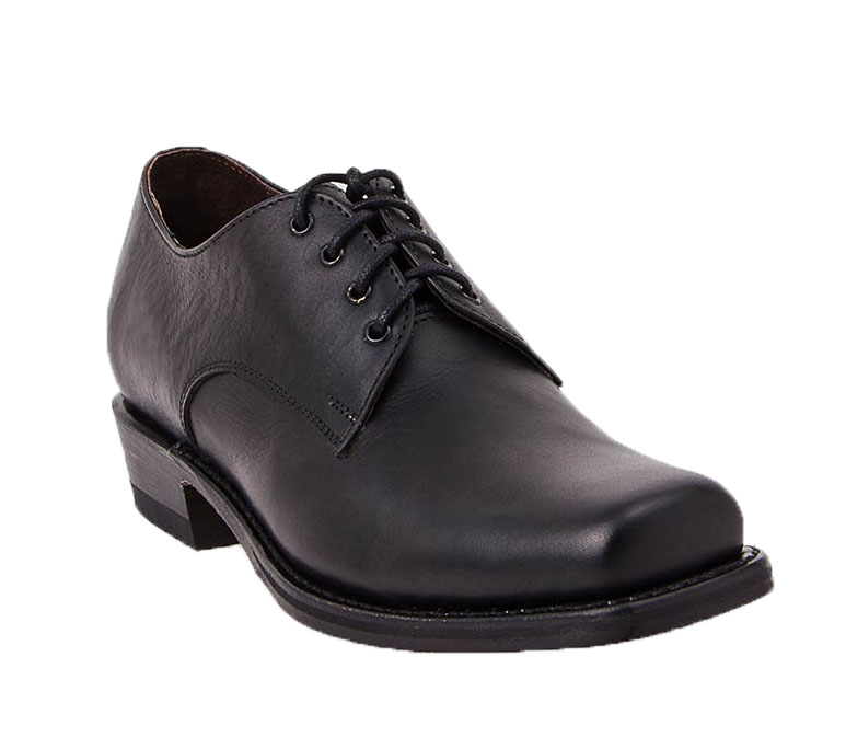 Cuir Pull Chaussures 530 Pete Sendra Homme Negro Oil xCBerdo