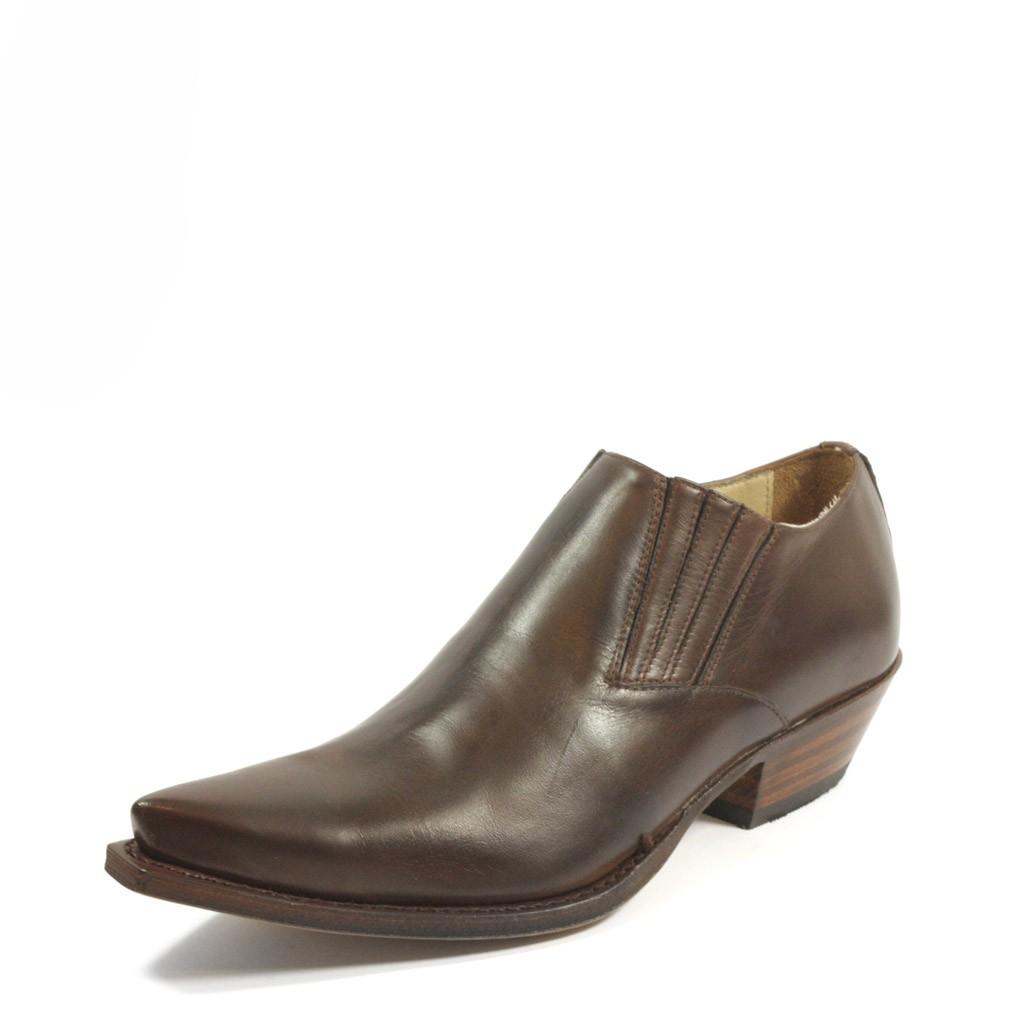 sendra cuir brass cuervo box boots 4133 540 j35A4RcLq