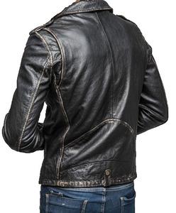 Vêtement cuir homme : veste cuir homme, gilet cuir homme