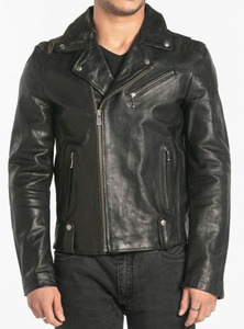 blouson cuir biker style perfecto homme ring 101236 (1)