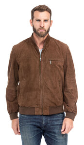 blouson cuir homme chevre jupp style bombers  (3)