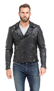 blouson cuir homme redskins 123 style perfecto (5)