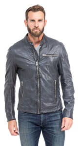 blouson cuir homme style motard young 11276  (1)