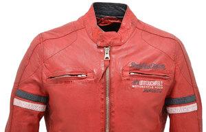 REDSKINS Cuirs Homme : blouson cuir Redskins, veste cuir