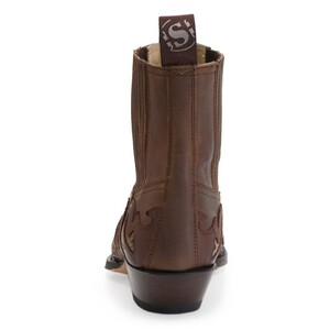 faae241e641 Men's cowboy boots Leather shop Cuirs Guignard - Leather clothing - 3