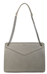 maroquinerie femme sac cuir 415886 olive face