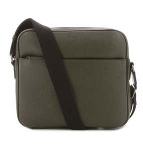 Sacoche cuir vachette 135727 olive