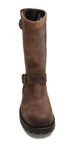 sancho boots biker marron custom engineer 5659 (1)