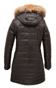 Leather coats Leather shop Cuirs Guignard Leather clothing