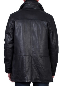 veste cuir homme droite 100678 dickens col chemise (3)