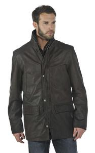 veste davitson timber face