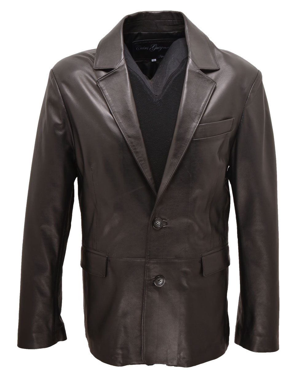 Blouson cuir Grande Taille Homme, cuir grande taille Homme